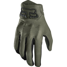 Fox Defend Kevlar D3O Gloves Men olive green